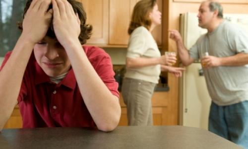 Drama: Unemployed Son: Triangulation