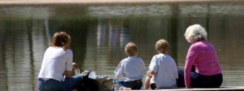 Article: Disciplining Grandchildren?