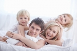 Bookends by Daybreak: The Family Bed